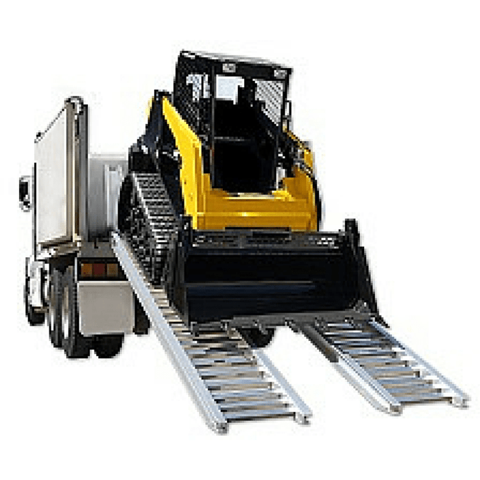 Sureweld 3-Tonne 3.3m x 550mm PT Series Aluminium Loading Ramps - Sureweld - Ramp Champ