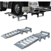 Image of Sureweld 2.2m x 750mm Aluminium Truck Ramps, Pair - Sureweld - Ramp Champ