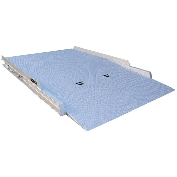 Troden 8-Tonne Extra Long Steel Container Floor Ramp - Troden - Ramp Champ