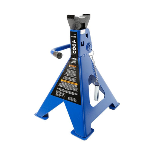 TradeQuip 4,000kg Heavy Duty Steel Jack Stands - TradeQuip - Ramp Champ