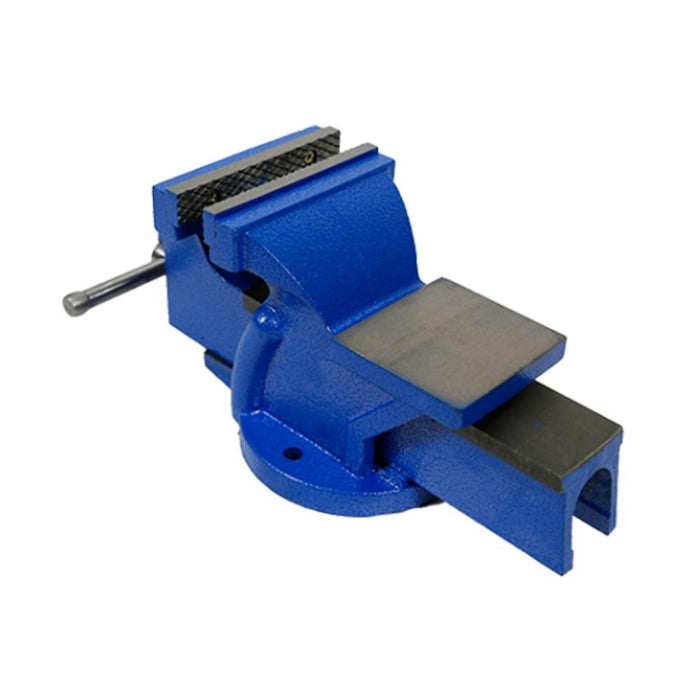 TradeQuip Bench Vice Fixed with Anvil - TradeQuip - Ramp Champ