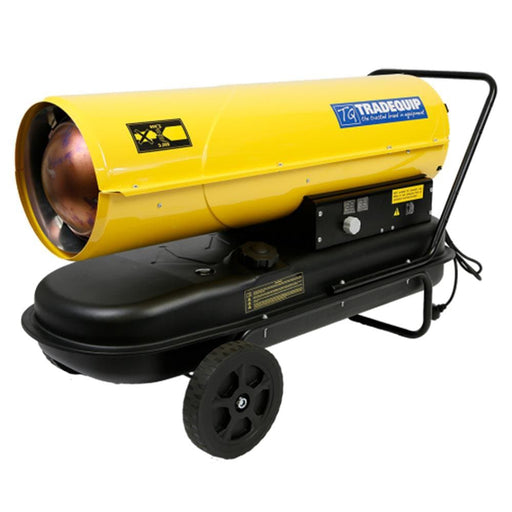TradeQuip Direct-Fired Forced Air Workshop Heater