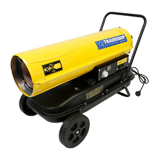 TradeQuip Direct-Fired Forced Air Workshop Heater - TradeQuip - Ramp Champ