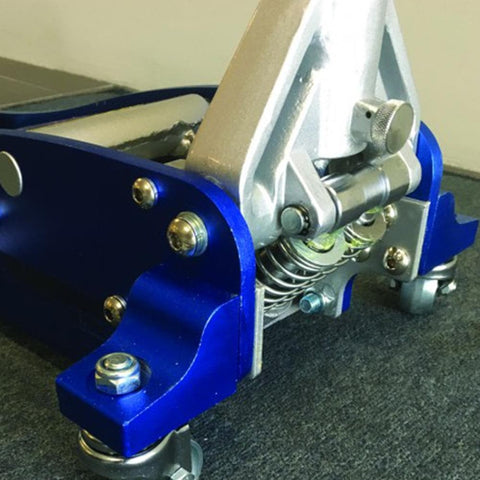TradeQuip Low Profile Steel Trolley Jack, 2 Tonne