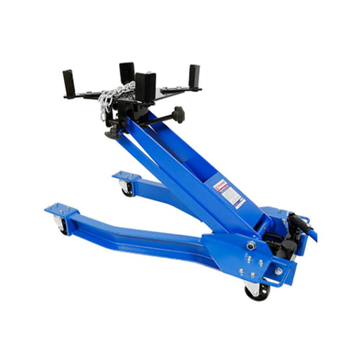 TradeQuip Low Profile Wide Leg Transmission Jack, 1-Tonne - TradeQuip - Ramp Champ