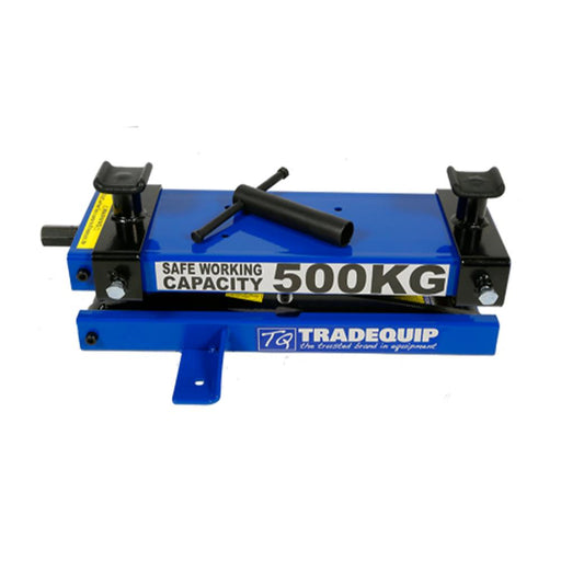 TradeQuip Motorcycle Chassis Lifter, 500kg - TradeQuip - Ramp Champ