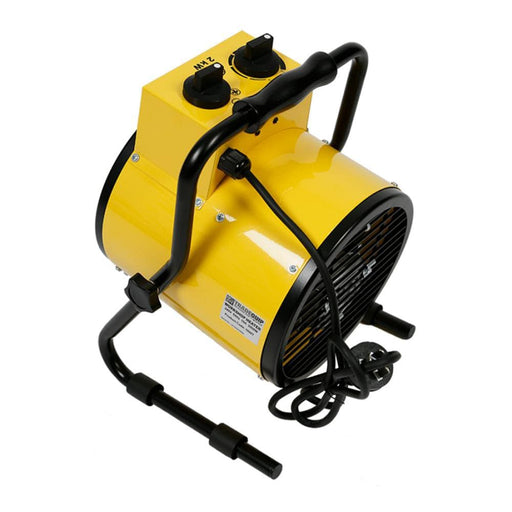 TradeQuip Portable Electric Workshop Heater, 2000W - TradeQuip - Ramp Champ