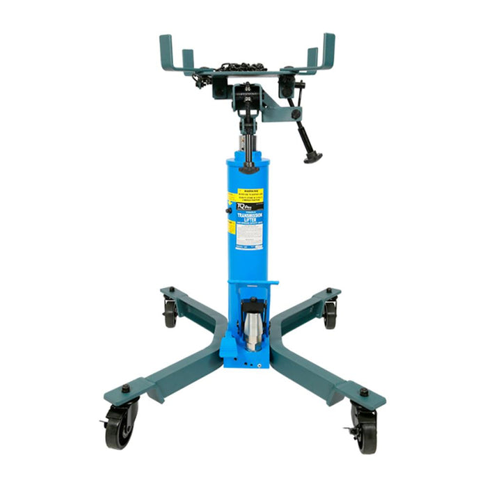 TradeQuip Pro 2-Stage Hydraulic Telescopic Transmission Lifter, 500Kg - TQPro - Ramp Champ
