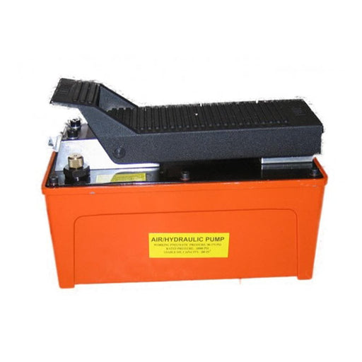 TradeQuip Professional 10,000psi Air/Hydraulic Pump - Tradequip - Ramp Champ
