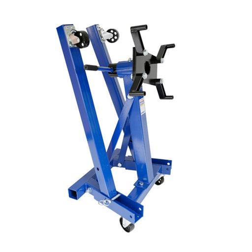 TradeQuip Professional 900kg Engine Stand (Folding) - TradeQuip - Ramp Champ