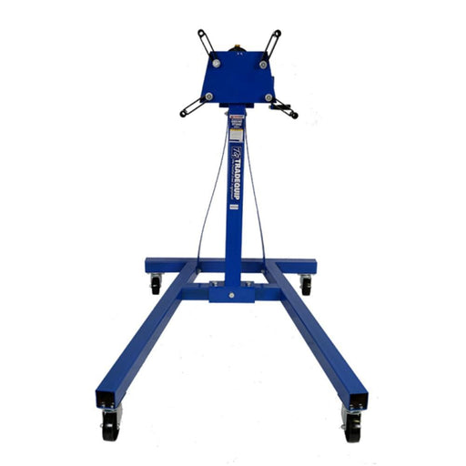 TradeQuip Professional Automotive Engine Stand with Gearbox, 500kg - TradeQuip - Ramp Champ