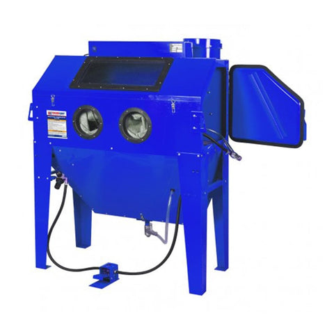 TradeQuip Professional Benchtop Blasting Cabinet, 420 Litre