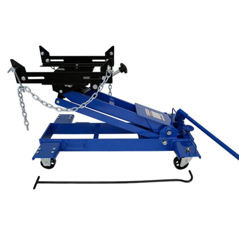 TradeQuip Professional High-Lift Transmission Jack, 1,000kg