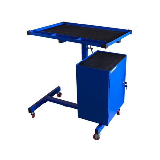 TradeQuip Professional Mobile Workshop Table with Cabinet - TradeQuip - Ramp Champ
