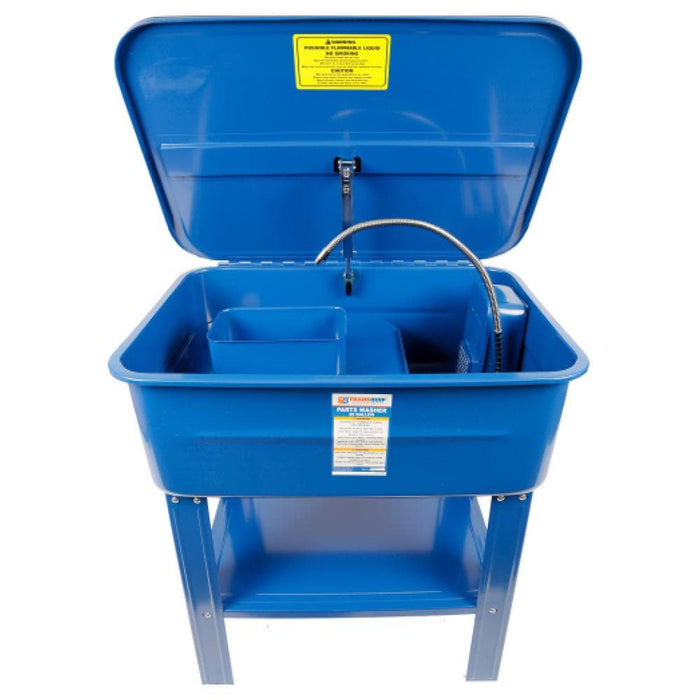 TradeQuip Professional Parts Washer 90-Litre - TradeQuip - Ramp Champ