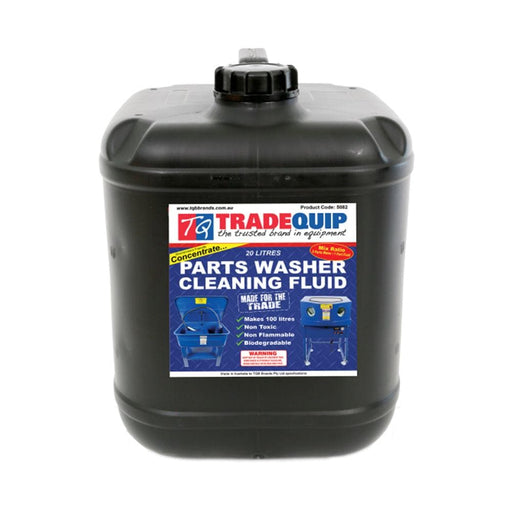 TradeQuip Professional Parts Washer Fluid, 20 Litre - TradeQuip - Ramp Champ