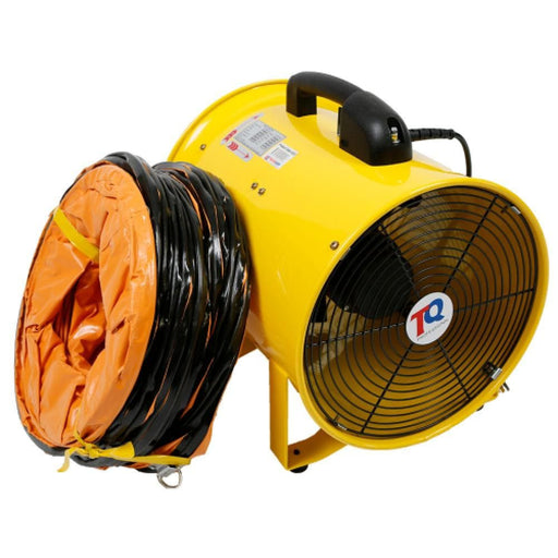 TradeQuip Professional Portable Ventilator Extraction Fan 300mm - Tradequip - Ramp Champ