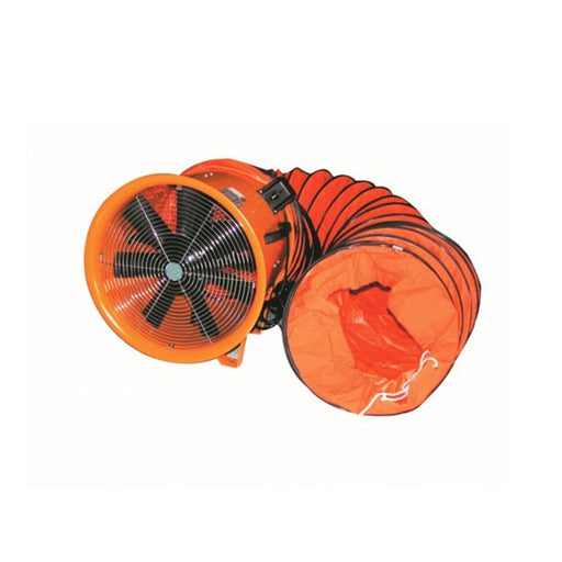 TradeQuip Professional Portable Ventilator Extraction Fan 400mm