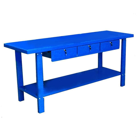 TradeQuip Professional Steel 3-Drawer Workbench