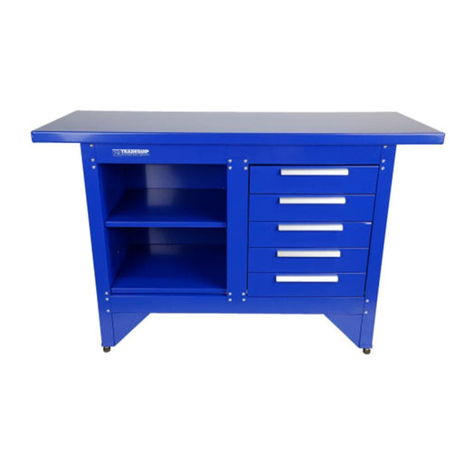 TradeQuip Professional Steel 5-Drawer Workbench - TradeQuip - Ramp Champ