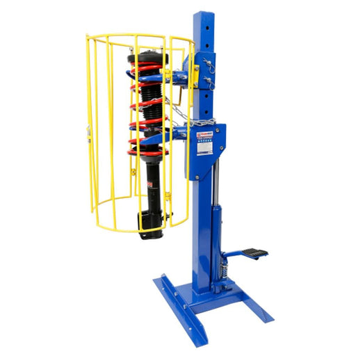 TradeQuip Professional Strut Coil Spring Compressor with Safety Guard - TradeQuip - Ramp Champ
