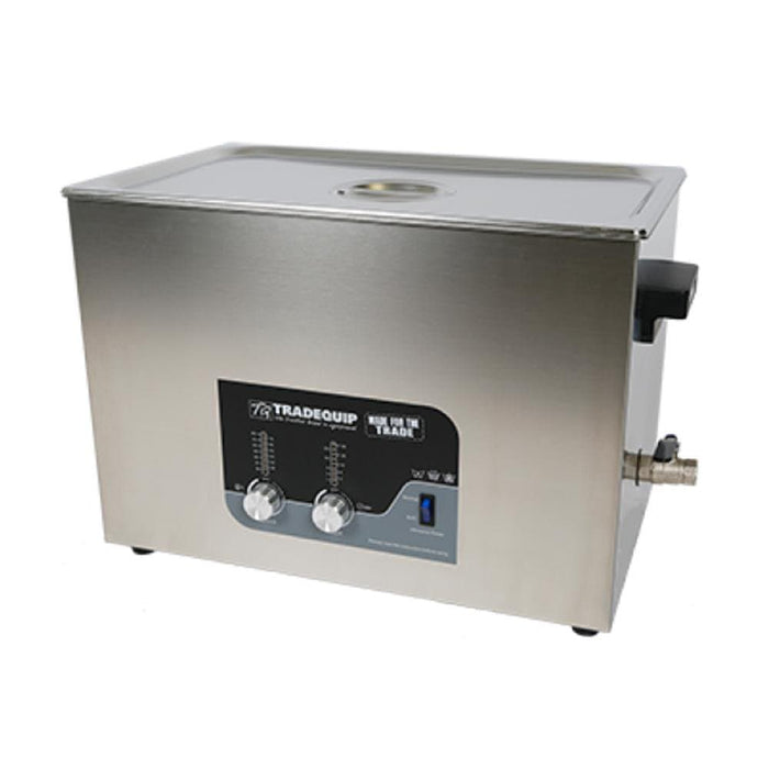 TradeQuip Professional Ultrasonic Parts Cleaner - TradeQuip - Ramp Champ