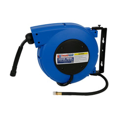 TradeQuip Professional Wall-Mountable Air Hose Reel 10mm x 10m