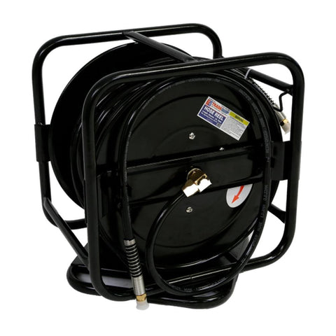 TradeQuip Professional Wall-Mountable Air Hose Reel 8mm x 30m