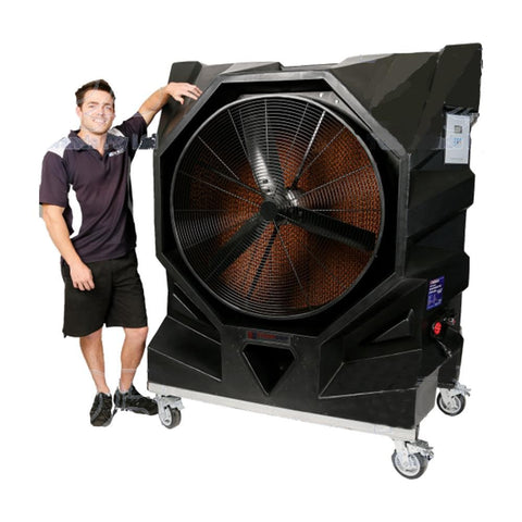 TradeQuip Professional Workshop Evaporative Cooler - 750W