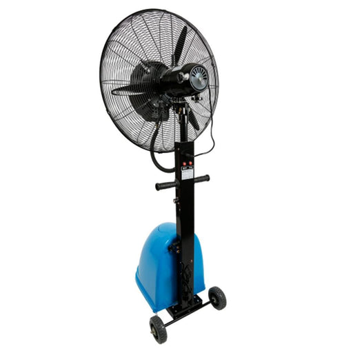 TradeQuip Professional Workshop Misting Fan 650mm