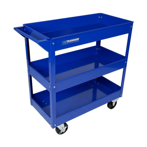TradeQuip Professional Workshop Tool Trolley With 3 Trays - TradeQuip - Ramp Champ