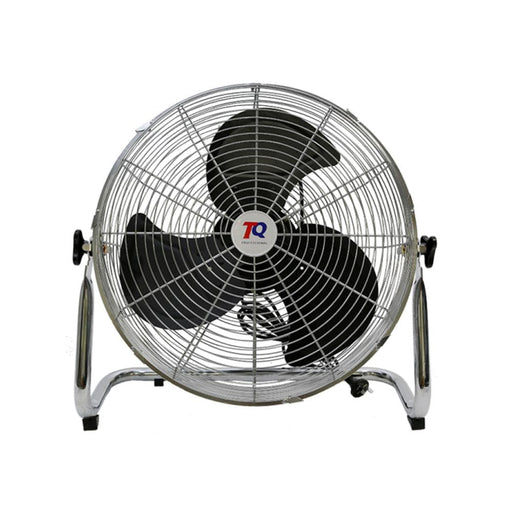 TradeQuip Steel-Cased Workshop Floor Fan 450mm 3-Speed - Tradequip - Ramp Champ