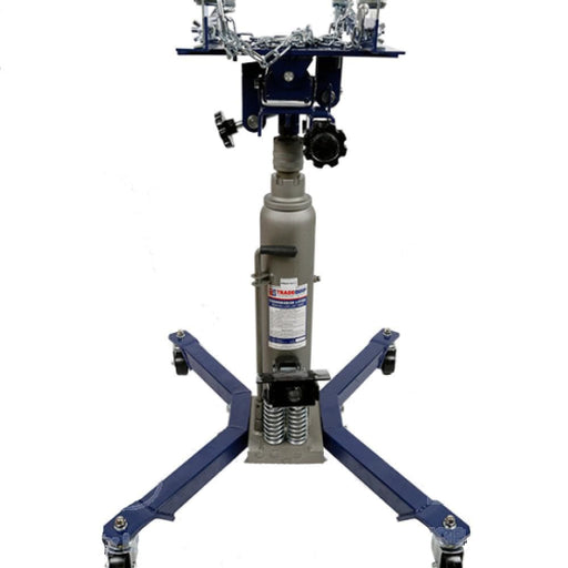 TradeQuip Professional Transmission Lifter Hydraulic, 500kg 4-way tilt - TradeQuip - Ramp Champ