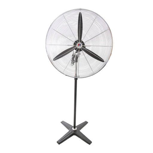 TradeQuip Workshop Fan Pedestal 750mm 3-speed 240V - TradeQuip - Ramp Champ