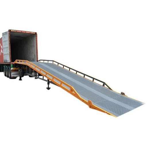 Troden Full-Size Steel Forklift Dock Ramp / Yard Ramp - Troden - Ramp Champ