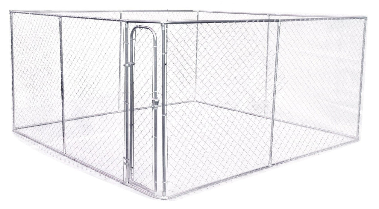 Pet Enclosure - 4 x 4m - Ramp Champ - Ramp Champ