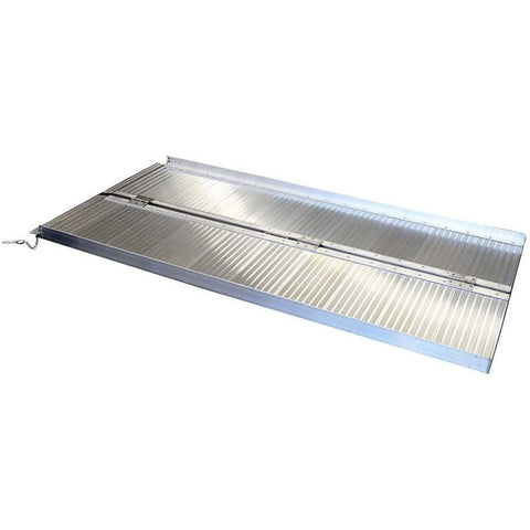 Aluminium Folding Wheelchair Ramp 1.5m, 270kg Capacity - Oz Loading Ramps - Ramp Champ