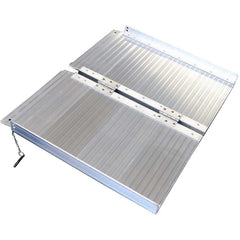 Image of Aluminium Folding Ramp 600mm, 270kg Capacity