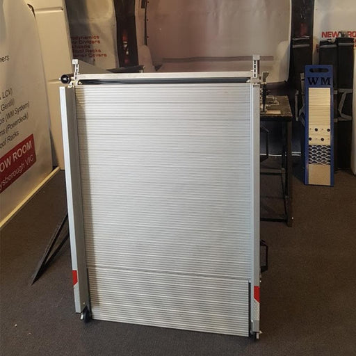 WM System Aluminium - Van Ramp with Swivel. 400kg capacity - WM System - Ramp Champ