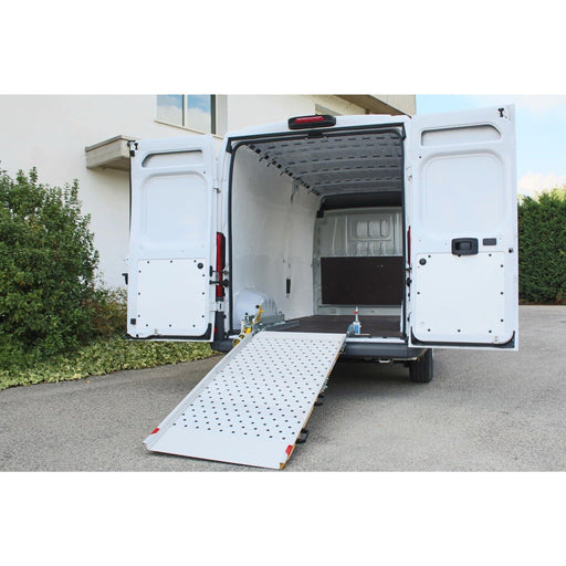 WM System Aluminium Easy Van Ramp, 300kg Capacity - WM System - Ramp Champ