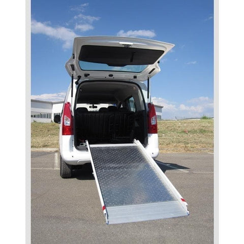 WM System Aluminium Super-Light Van Ramp, 250kg Capacity