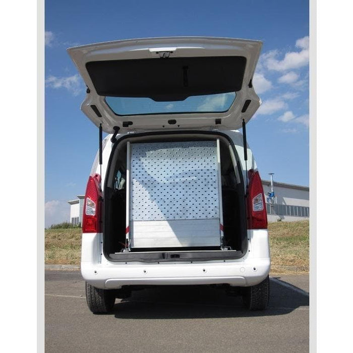 WM System Aluminium Super-Light Van Ramp, 250kg Capacity - WM System - Ramp Champ