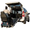 Image of WM System Aluminium Super-Light Van Ramp, 250kg Capacity - WM System - Ramp Champ