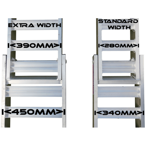 Whipps Aluminium Folding ATV Loading Ramps - Whipps - Ramp Champ