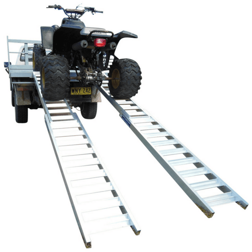 Whipps 1.5-Tonne Folding Aluminium Loading Ramps - Whipps - Ramp Champ