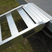 Whipps Construction & Machinery Whipps 1.5 Tonne  3m x 400mm Non-Folding Aluminium Loading Ramps