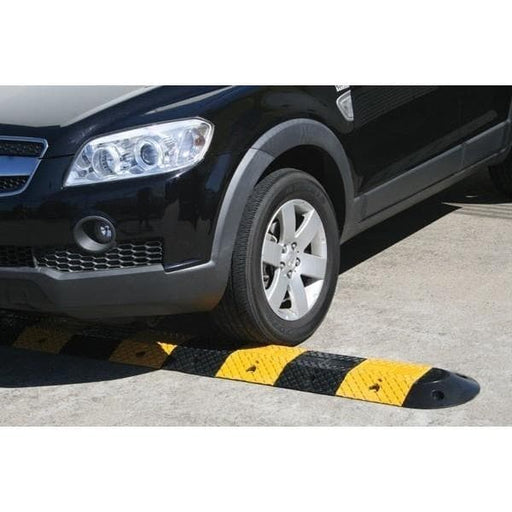 Barrier Group Economical Rubber Speed Hump - Barrier Group - Ramp Champ