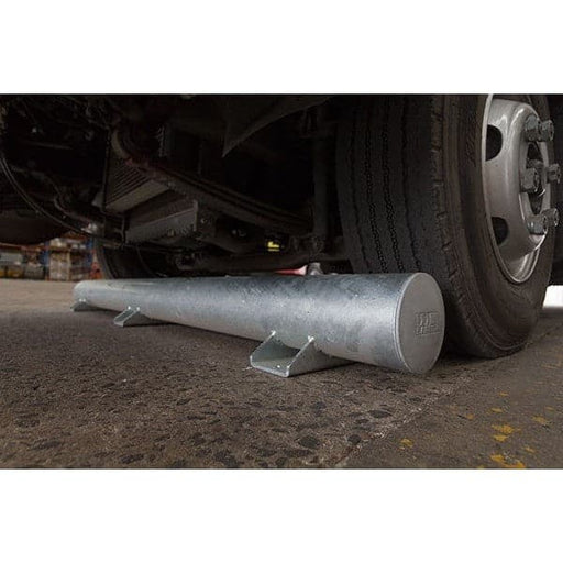 Barrier Group Heavy Duty Steel Truck Wheel Stop - Barrier Group - Ramp Champ