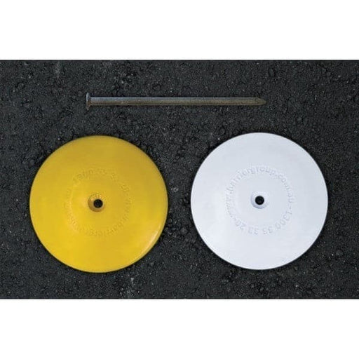 Barrier Group Marking Dots 100mm Diameter, Pack of 10 - Barrier Group - Ramp Champ