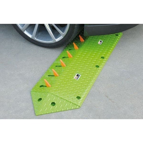 Barrier Group Blade Runner One Way Access Road Spikes - Barrier Group - Ramp Champ